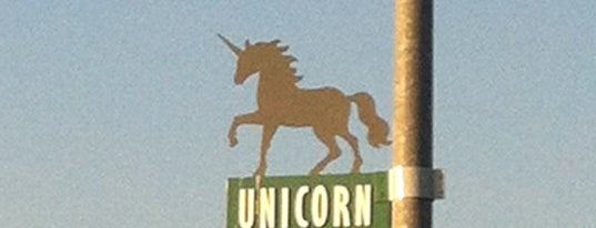 Unicorn Parking Lot is one of Transportation & Misc Disney World Venues.