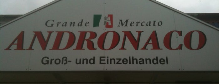 Andronaco is one of Tempat yang Disukai Daniel.