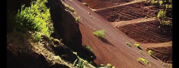 Volcà Croscat is one of MAITE.