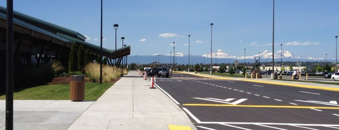 Roberts Field-Redmond Municipal Airport (RDM) is one of Airports I've Pee'd In.