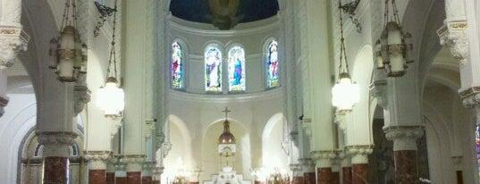 Église Notre-Dame-des-Victoires is one of San Francisco.