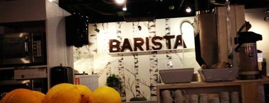 Barista is one of Posti che sono piaciuti a Yonatan.