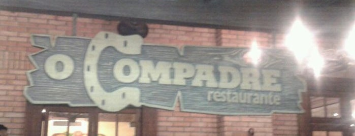 O Compadre is one of Lugares guardados de Alex.
