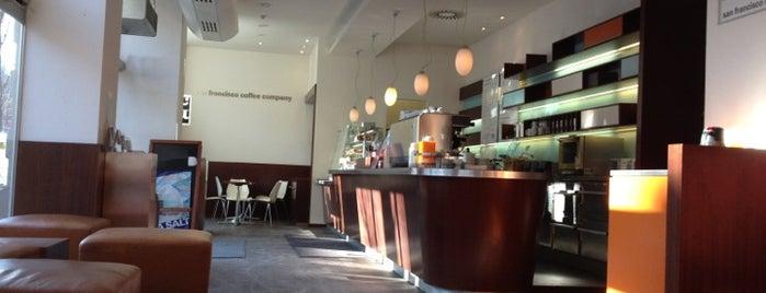 San Francisco Coffee Company is one of Coffee - Café - Kaffee.