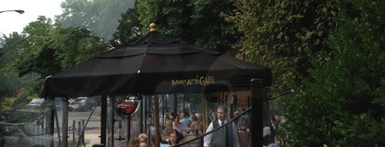 Mon Ami Gabi is one of Chicago Summer Guide: Outdoor Seating.