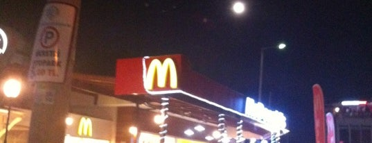 McDonald's is one of Muhtelif.