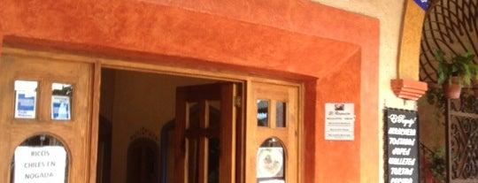 Restaurante El Regocijo is one of สถานที่ที่ Ricardo ถูกใจ.