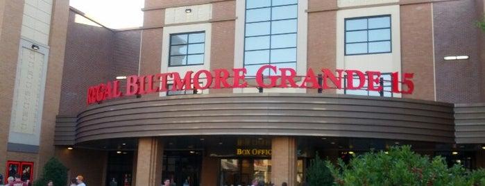 Regal Biltmore Grande & RPX is one of Orte, die JoAnn gefallen.