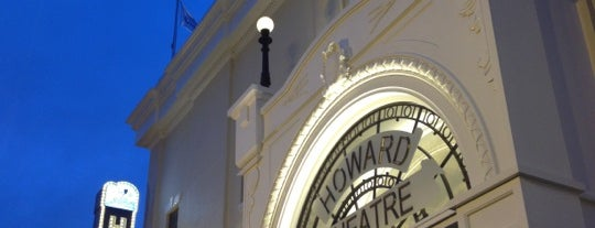 The Howard Theatre is one of Concert Venues.