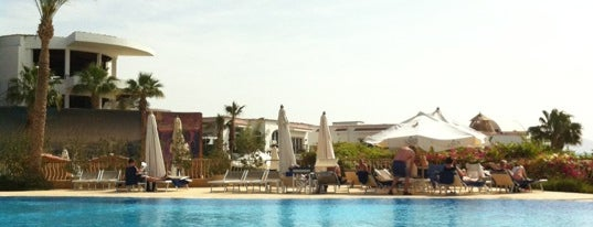 Pool at Savoy Sharm El Sheikh is one of Joud's Liked Places.