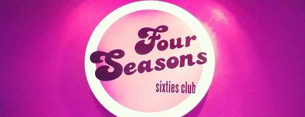 Four Seasons Sixties Club is one of NIGHT.