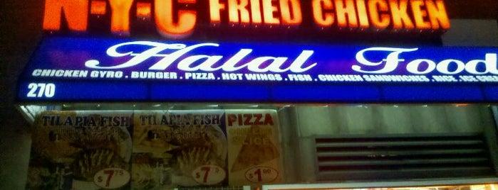 NYC Fried Chicken Corporation is one of บันทึกเดินทาง New York.