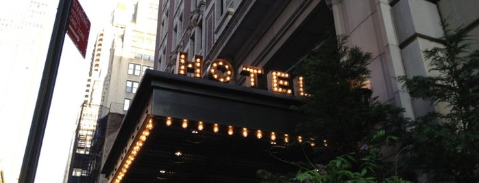 Ace Hotel New York is one of NYC.