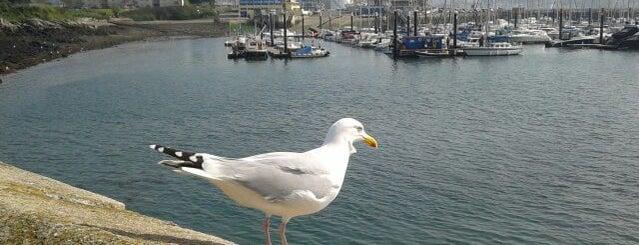 Sutton Harbour is one of Robert : понравившиеся места.