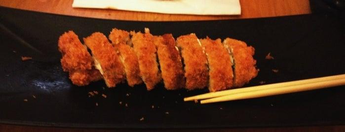 Kyoto Sushi is one of Posti salvati di Eris.