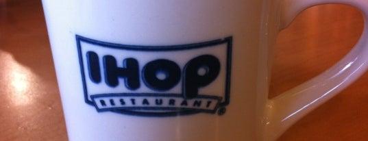 IHOP is one of Alejandro'nun Beğendiği Mekanlar.
