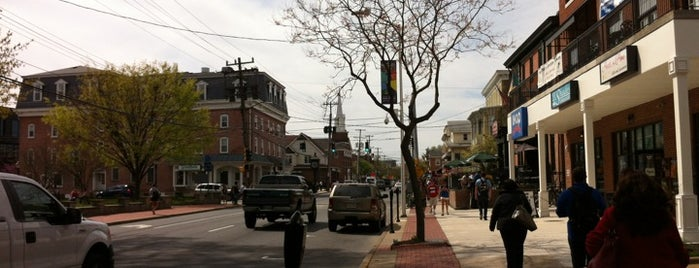 Main Street is one of Delaware willmington.