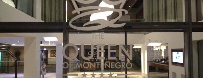 The Queen of Montenegro **** is one of สถานที่ที่ Bulent ถูกใจ.