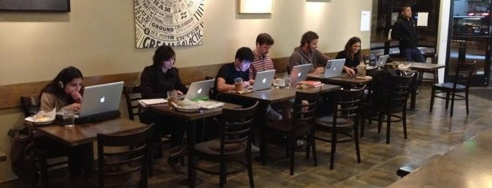 Another Cafe is one of Laptop-friendly cafés in SF.