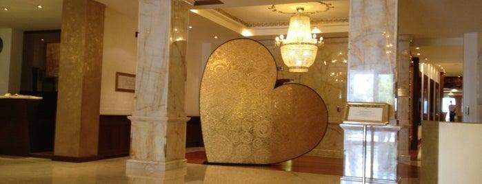 Grand Hotel Imperiale Forte dei Marmi is one of 🇮🇹.