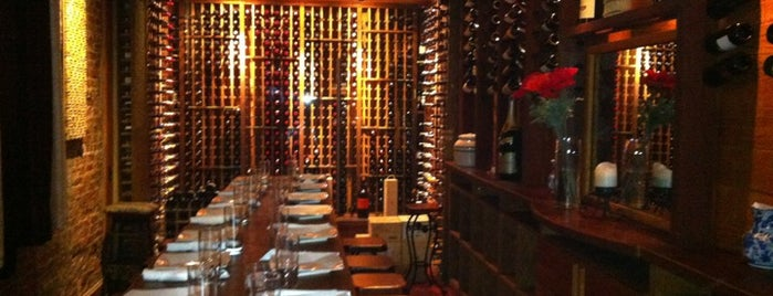 Cellar 58 is one of NYC Wine Bars.