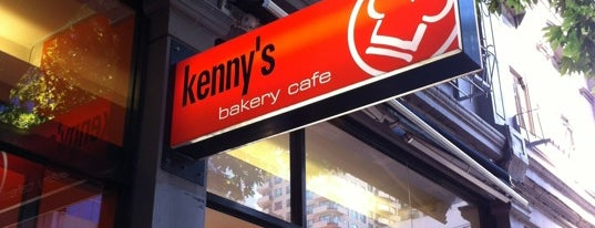 Kenny's Bakery Café is one of Alexさんの保存済みスポット.