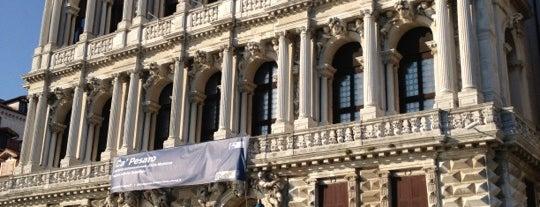 Ca' Pesaro is one of SmarTrip в Венецию с Алисой Едигаревой.