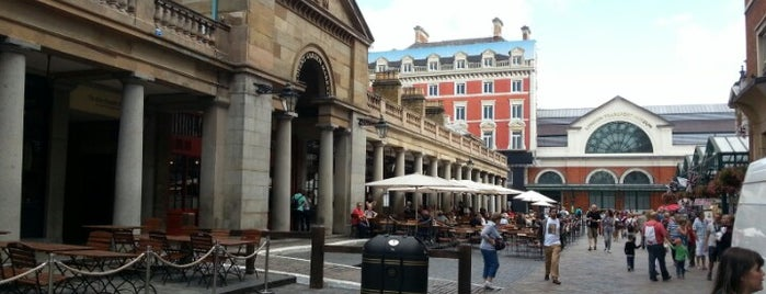 Mercado de Covent Garden is one of Awesomeness!.