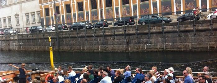 Gammel Strand is one of Plaza-sightseeing i København.
