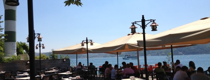 İskele Cafe & İzmir Lokmacısı is one of Istanbul Tourist Attractions by GB.