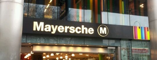 Mayersche Buchhandlung is one of Best of Cologne (Köln).