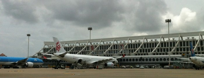 Xiamen Gaoqi International Airport (XMN) is one of Airports Visited.