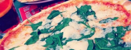 Mamma Mia Pizzeria is one of England / Oxford.