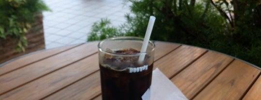 ドトールコーヒーショップ is one of Borderさんの保存済みスポット.
