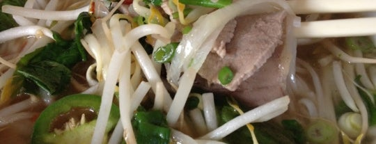 Phở SàiGòn is one of Taylorさんの保存済みスポット.