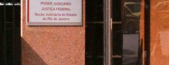 Justiça Federal is one of Locais curtidos por Leandro.