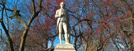 Alexander Hamilton Statue is one of To Do NY.