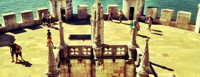 Torre de Belém is one of The Real Hotwives of Lisbon.