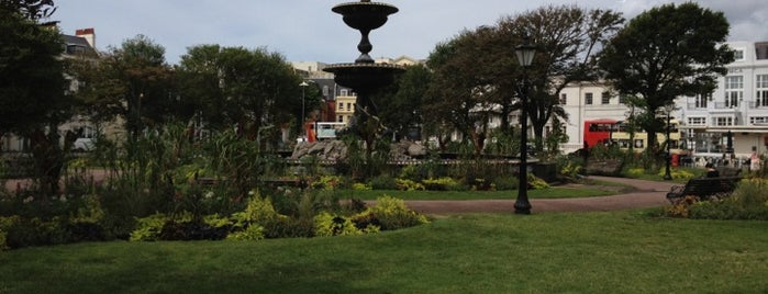 Old Steine Gardens is one of Kevin : понравившиеся места.