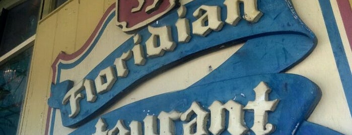 The Floridian is one of Top Breakfast / Brunch Spots #VisitUS.