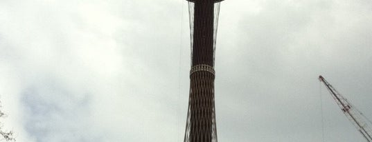 Skywalk On Sydney Tower is one of Sydney.