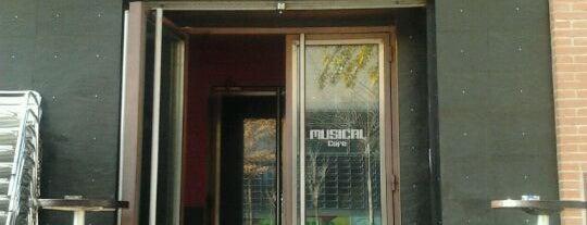 Musical Café is one of Carajillo Magno en Zaragoza.