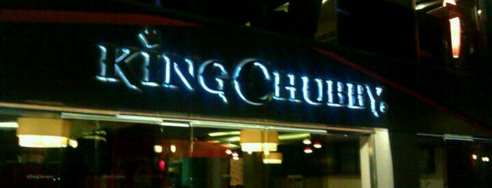King Chubby is one of Favs in İstanbul.