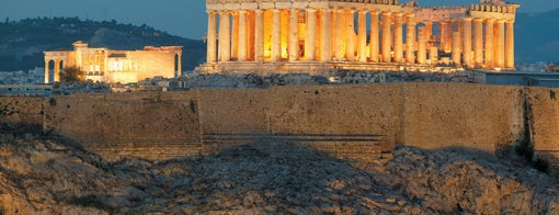 Acropolis of Athens is one of Athens - Places.