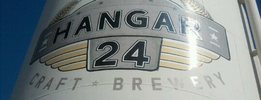 Hangar 24 Craft Brewery is one of Places to drink in SoCal.