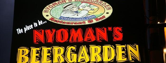 Nyoman's Beergarden Restaurant is one of Игорь 님이 저장한 장소.