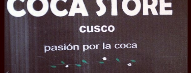 Museo de la Coca is one of Perú 02.
