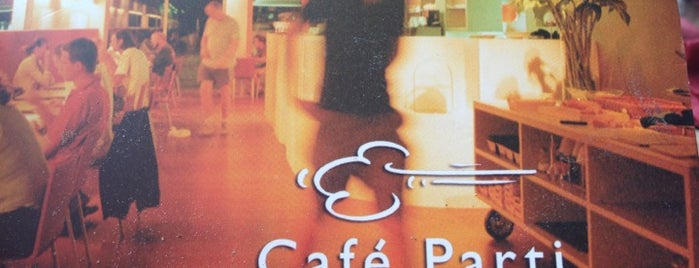 Café Parti is one of Zondag in Gent.