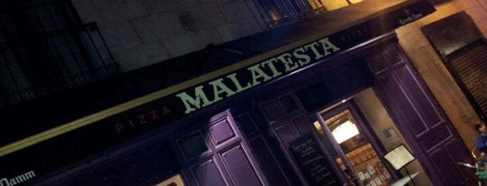 Trattoria Malatesta is one of Madrid.