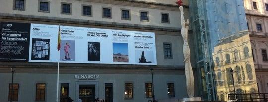 Museo Nacional Centro de Arte Reina Sofía (MNCARS) is one of 101 sitios que ver en Madrid antes de morir.